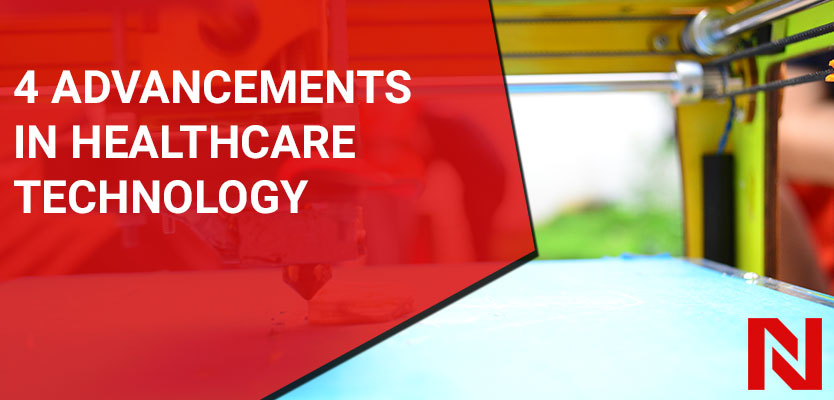 4 advancements in healthcare technology